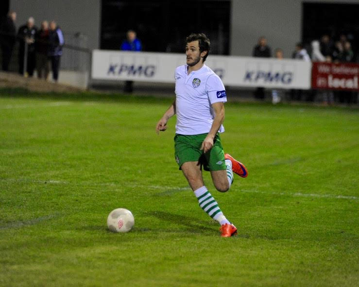 keving knight cabinteely fc