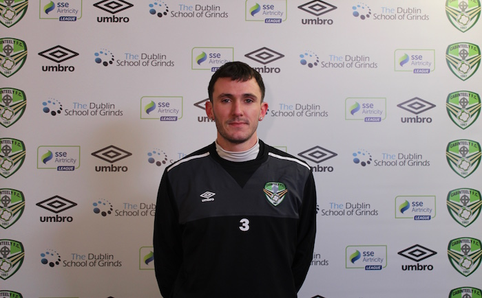 kevin knight cabinteely fc