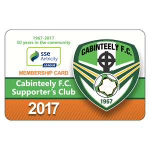 cabinteely supporters club