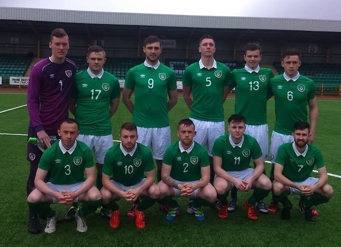 irish colleges team