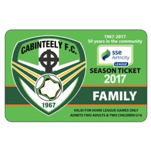 cabinteely family season ticket