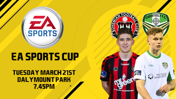 Match Postponed: EA Sports Cup