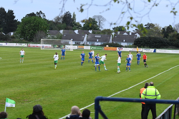 Cabo draw with league leaders Waterford