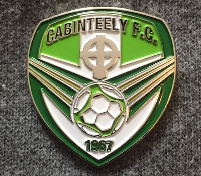 Cabinteely Pins now available