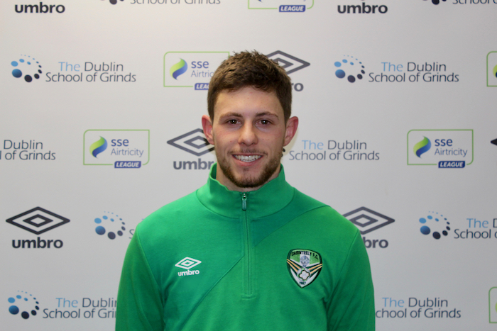 Stephen McGuinness signs for Cabinteely FC