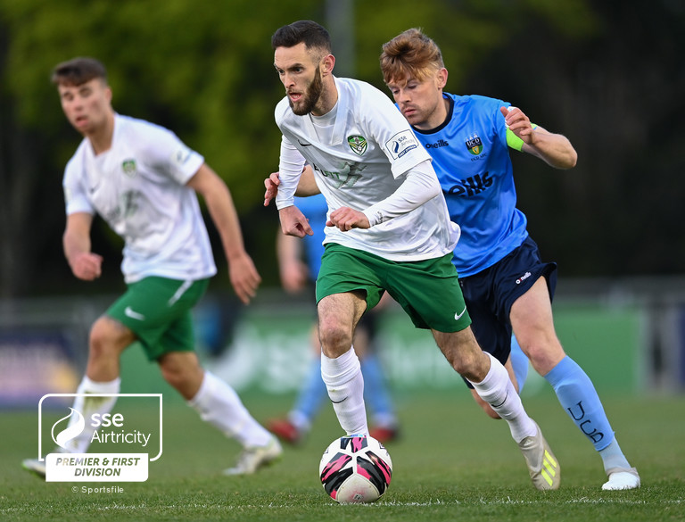 Cabinteely FC v UCD Match Report