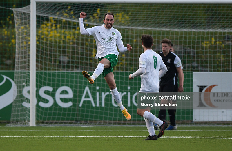 Cabinteely FC v Athlone Town Match Report